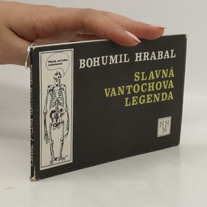 náhled knihy - Slavná Vantochova legenda