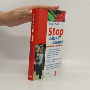 náhled knihy - Stop dětské obezitě. Co vědět, aby nebylo pozdě
