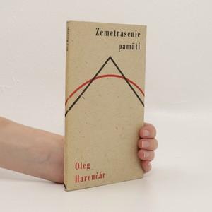náhled knihy - Zemetrasenie pamäti