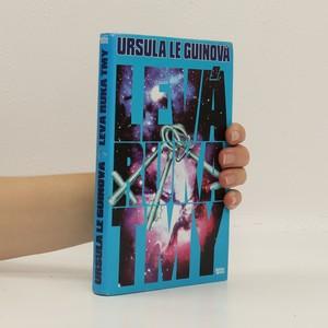 náhled knihy - Levá ruka tmy