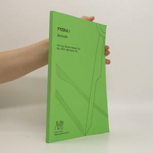 náhled knihy - Fyzika I : semináře