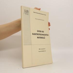náhled knihy - Úvod do elektrotechnických materiálů