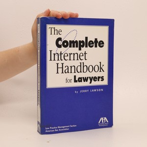 náhled knihy - The Complete Internet Handbook for Lawyers