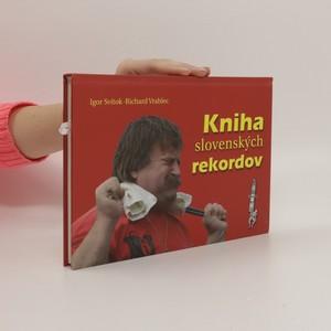 náhled knihy - Kniha slovenských rekordov