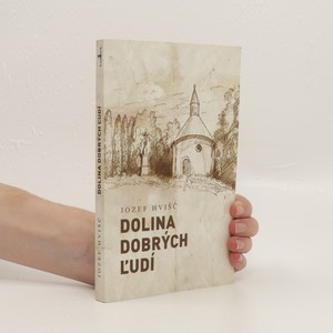 náhled knihy - Dolina dobrých ľudí (slovensky)
