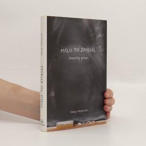 náhled knihy - Malo to zmysel (slovensky)