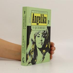 náhled knihy - Angelika v Quebeku 1