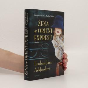 náhled knihy - Žena v Orient expresu