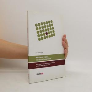 náhled knihy - Rozvíjanie značky neziskovej organizácie