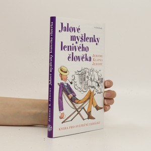 náhled knihy - Jalové myšlenky lenivého člověka
