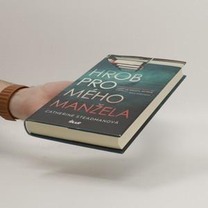 antikvární kniha Hrob pro mého manžela, 2019