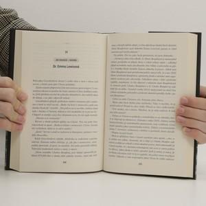 antikvární kniha Pan Nikdo, 2020