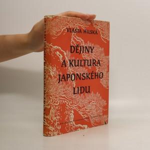 náhled knihy - Dějiny a kultura japonského lidu