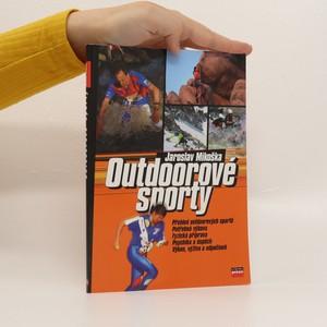 náhled knihy - Outdoorové sporty