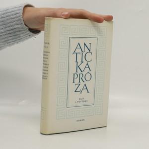náhled knihy - Antická próza - báje a povídky