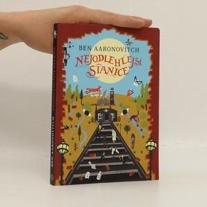 náhled knihy - Nejodlehlejší stanice