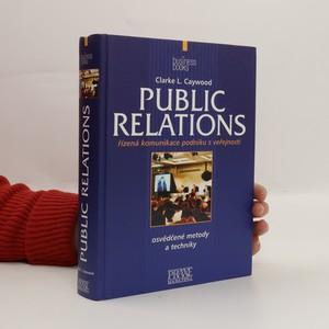náhled knihy - Public relations : řízená komunikace podniku s veřejností