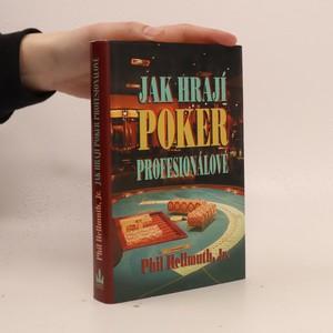 náhled knihy - Jak hrají poker profesionálové