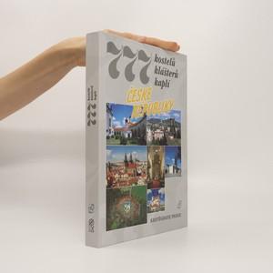 náhled knihy - 777 kostelů, klášterů, kaplí České republiky
