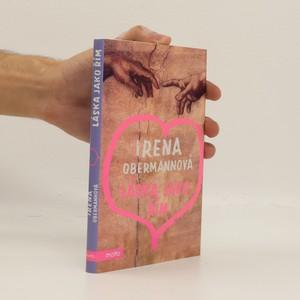 náhled knihy - Láska jako Řím