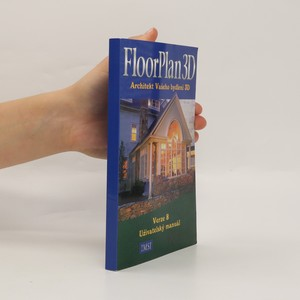 náhled knihy - Floor Plan 3D, Architekt vašeho bydlení 3D, Verze 8, Uživatelský manuál