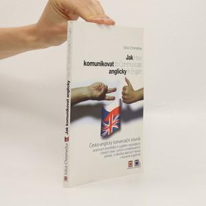 náhled knihy - Jak komunikovat anglicky = How to communicate in English