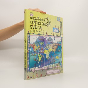 náhled knihy - Nejúžasnější atlas celého širého světa podle Koumáků