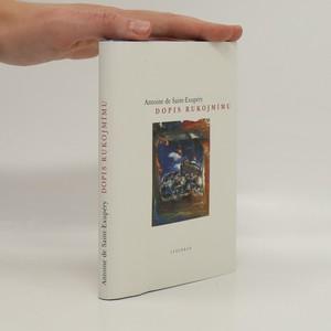 náhled knihy - Dopis rukojmímu