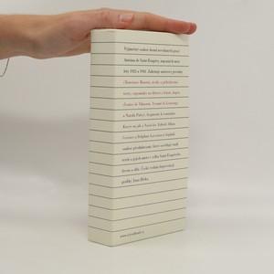 náhled knihy - Tanečnice Manon, Letec, Texty ke Kurýru na jih a Nočnímu letu, Dnes večer jsem šel obhlédnout své letadlo, Věřit lidem je možné, Sedm dopisů Natalii Paley