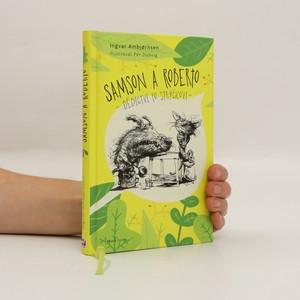 náhled knihy - Samson a Roberto. Dědictví po strýčkovi