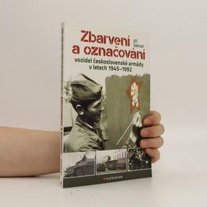 náhled knihy - Zbarvení a označování vozidel československé armády 1945-1992