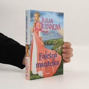 náhled knihy - Falešná manželka