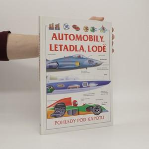 náhled knihy - Automobily, letadla a lodě