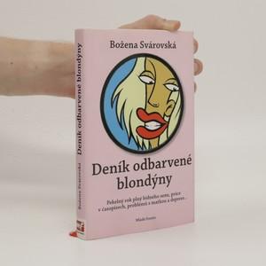 náhled knihy - Deník odbarvené blondýny