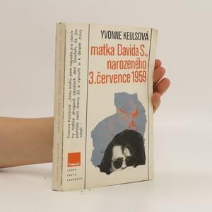 náhled knihy - Matka Davida S., narozeného 3. července 1959