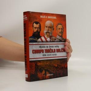 náhled knihy - Evropa tančila valčík - Cestou do velké války (léta 1905-1914)