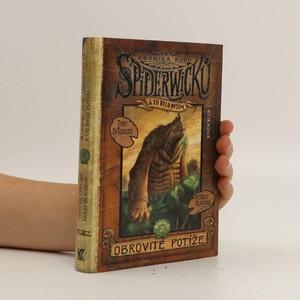 náhled knihy - Kronika rodu Spiderwicků - a co bylo potom. Kniha 2, Obrovité potíže