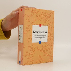 náhled knihy - Koráb korálový : tisíc let charvátské poezie v díle stovky básníků