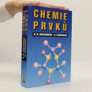 náhled knihy - Chemie prvků I. (duplicitní ISBN)