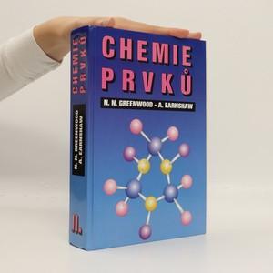 náhled knihy - Chemie prvků II. (duplicitní ISBN)