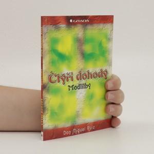 náhled knihy - Čtyři dohody : modlitby