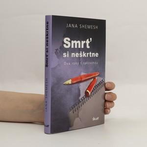 náhled knihy - Smrť si neškrtne