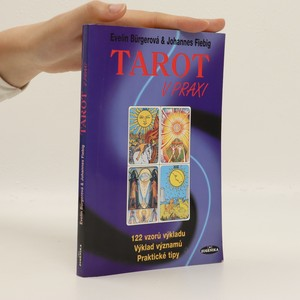 náhled knihy - Tarot v praxi