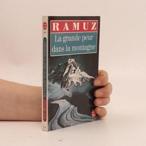 náhled knihy - La grande peur dans la montagne