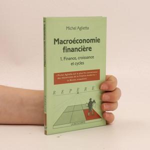 náhled knihy - Macroéconomie financiére