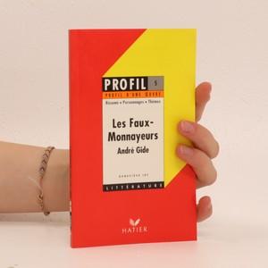 náhled knihy - Les faux-monnayeurs, André Gide