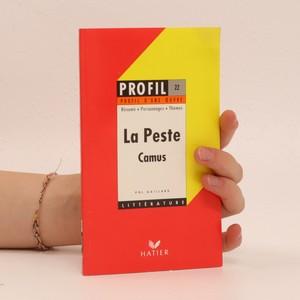 náhled knihy - La Peste, Camus