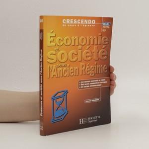 náhled knihy - Économie et société sous l'ancien régime