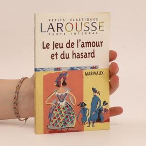 náhled knihy - Le jeu de l'amour et du hasard