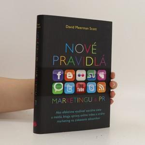 náhled knihy - Nové pravidlá marketingu a PR